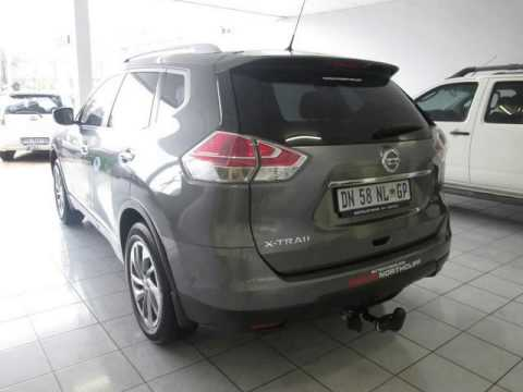 2015 nissan x trail 2 0 xe 7 seater auto for sale on auto. Black Bedroom Furniture Sets. Home Design Ideas