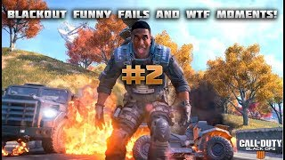 DON'T TRUST TEAMMATES!! BO4 Blackout Funny Fails and WTF Moments! #2