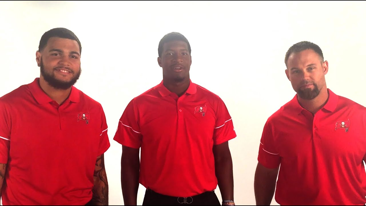 The Players Club Behind the Scenes Jameis Winston Mike Alstott