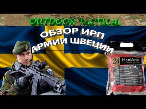 Обзор ИРП Швеции