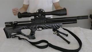 P15 PCP AIRGUN