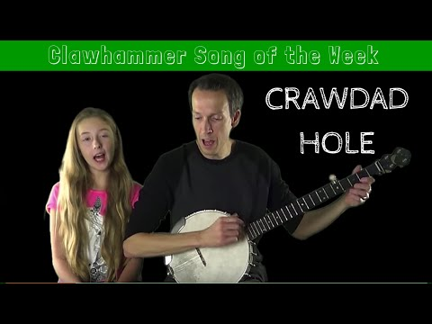 Clawhammer Song (and Tab) of the Week: