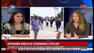 KANAL B - SÖZ İSTANBUL'DA  KANAL B / SEZİN SAN SUNGUNAY / CANSU YURTSEVEN PSİKOLOG