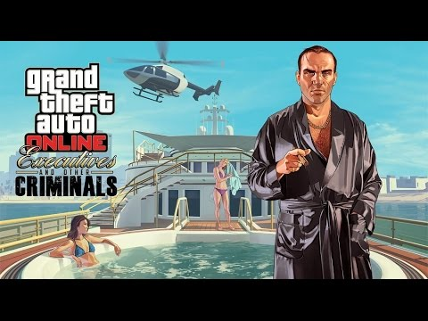 GTA Online Executives and Other Criminals ( عربى )