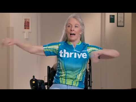 Seated Upper Body Exercise Video | Kaiser Permanente