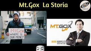 🎓 Mt.Gox | Tutta la Storia