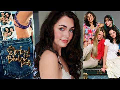 Alexis Bledel No-Makeup Makeup | Sisterhood of the Traveling Pants