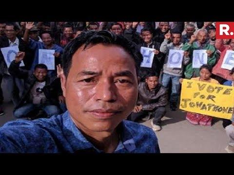 Meghalaya NCP Leader Jonathone Sangma Shot Dead