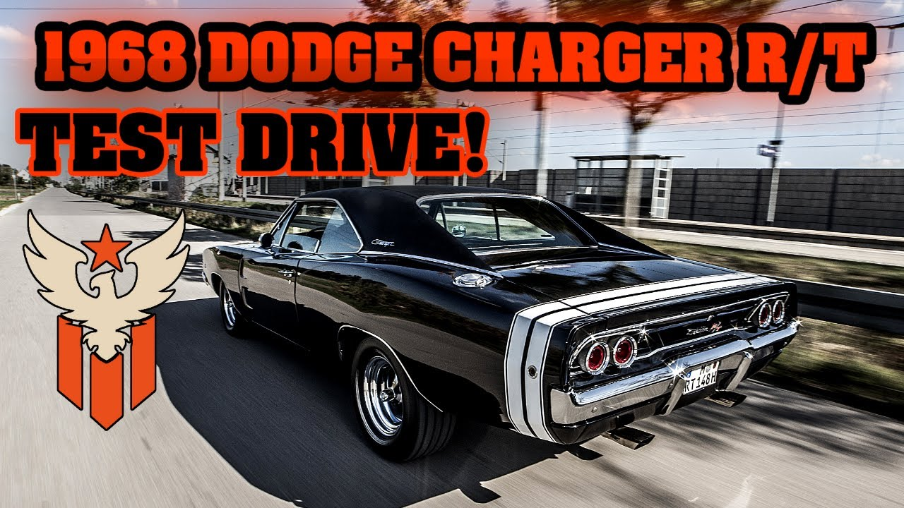 1968 Dodge Charger R T The Movie Kult Cars American