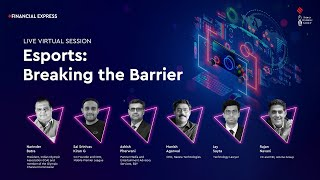 Esports: Breaking the Barrier - Online Virtual Session