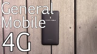 General Mobile 4g - Android One İnceleme