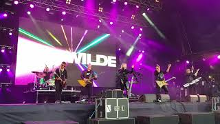 Kim Wilde Live at Let's Rock The North East