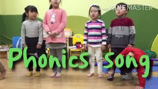영어배우는 5~7세, 3개월 배우고 작은 발표회
