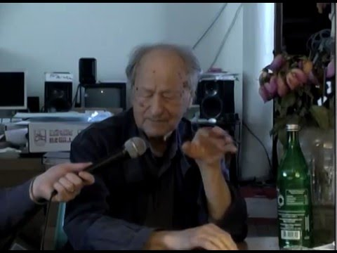 Public Voice Salon. Episode No. 129.  February 06, 2016.  Jonas Mekas. mov