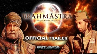 Brahmastra | Official Concept Trailer |Amitabh Bachchan |Ranbir Kapoor | Alia Bhatt |Upcoming Movie