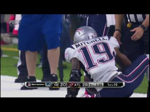 Super Bowl 51   New England Patriots Malcolm Mitchell Highlights - MUST SEE for Patriots Fans