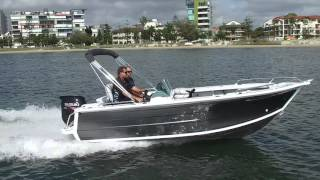 Boat Reviews on the Broadwater - 2016 Quintrex 510 Topender