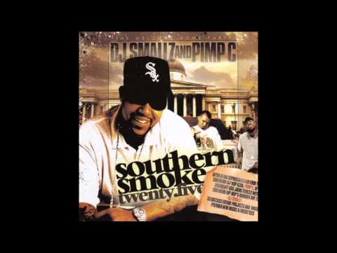 DJ Smallz & Pimp C - Southern Smoke 25: The Welcome Home Party [Full Album]