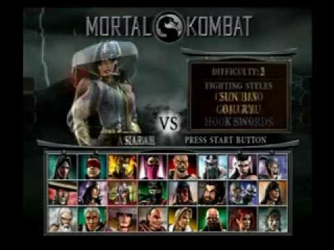 Mortal Kombat Deception - Shujinko (Alternate Costume) - 1 ...