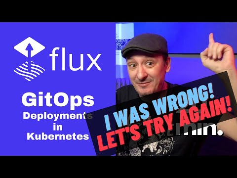 Flux CD v2 With GitOps Toolkit - Kubernetes Deployment And Sync Mechanism