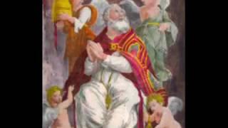 Damasus episcopus urbis Romae Hieronimo presbitero (Ex Libro Pontificale)