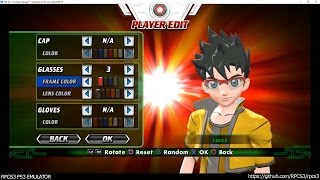 RPCS3 PS3 Emulator - Bakugan: Defenders of the Core Ingame! VULKAN (b6f8efac)