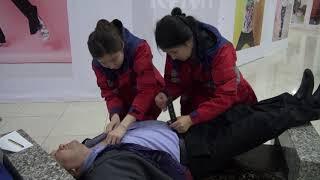 Астана высший мед колледж 2018