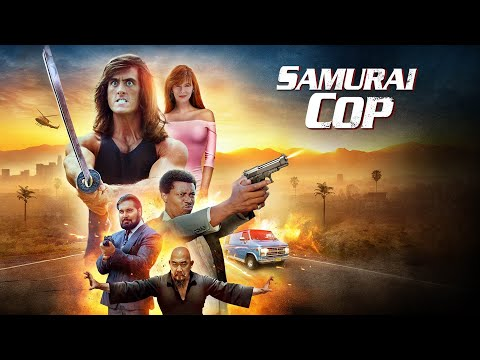 SAMURAI COP Theatrical Trailer (Remastered Version)