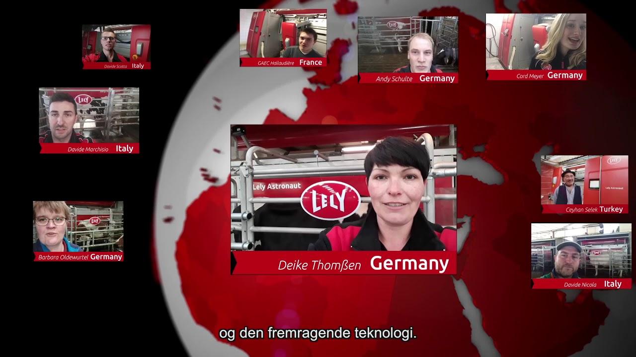 Lely Astronaut A5 - Første års erfaringer - Video 7 (DK)