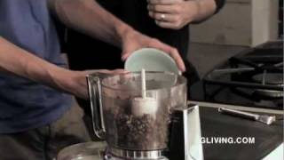 GreenChefs | Brendan Brazier Makes Famous Raw Energy Bars