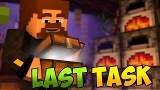 Minecraft LastTask 2 #3 - ФУНКЦИОНАЛЬНЫЙ СКЛАД И ПЛАВИЛЬНЯ