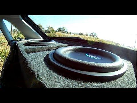2 Protech Excursion De 12 De 800 Rms ...bass Flexx
