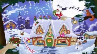 Christmas Snow Globe - App for Kids