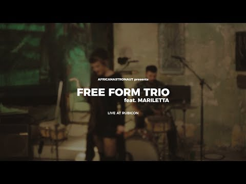 Free Form Trio feat. Mariletta -Time moves slow (BADBADNOTGOOD Cover)