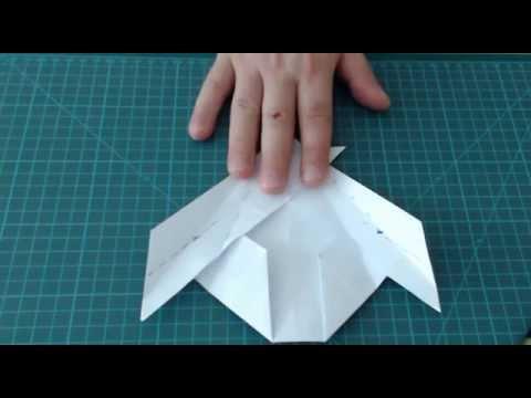 Origami Scorpion tutorial (Robert J. Lang) - Part 1 - YouTube | 360x480