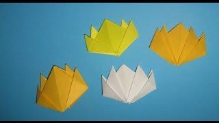 Поделки Из Бумаги Цветок Лилия Лотос Закладки Origami Своими руками Подарки Поделки с детьми(Поделки Из Бумаги Цветок Лилия Лотос Закладки Origami Своими руками Подарки Поделки с детьми ДРУЗЬЯ, ПРИВЕТСТВ..., 2015-09-25T11:40:43.000Z)