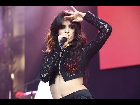 Camila Cabello Hottest Live Performance at Billboard Hot 100 Festival 2017
