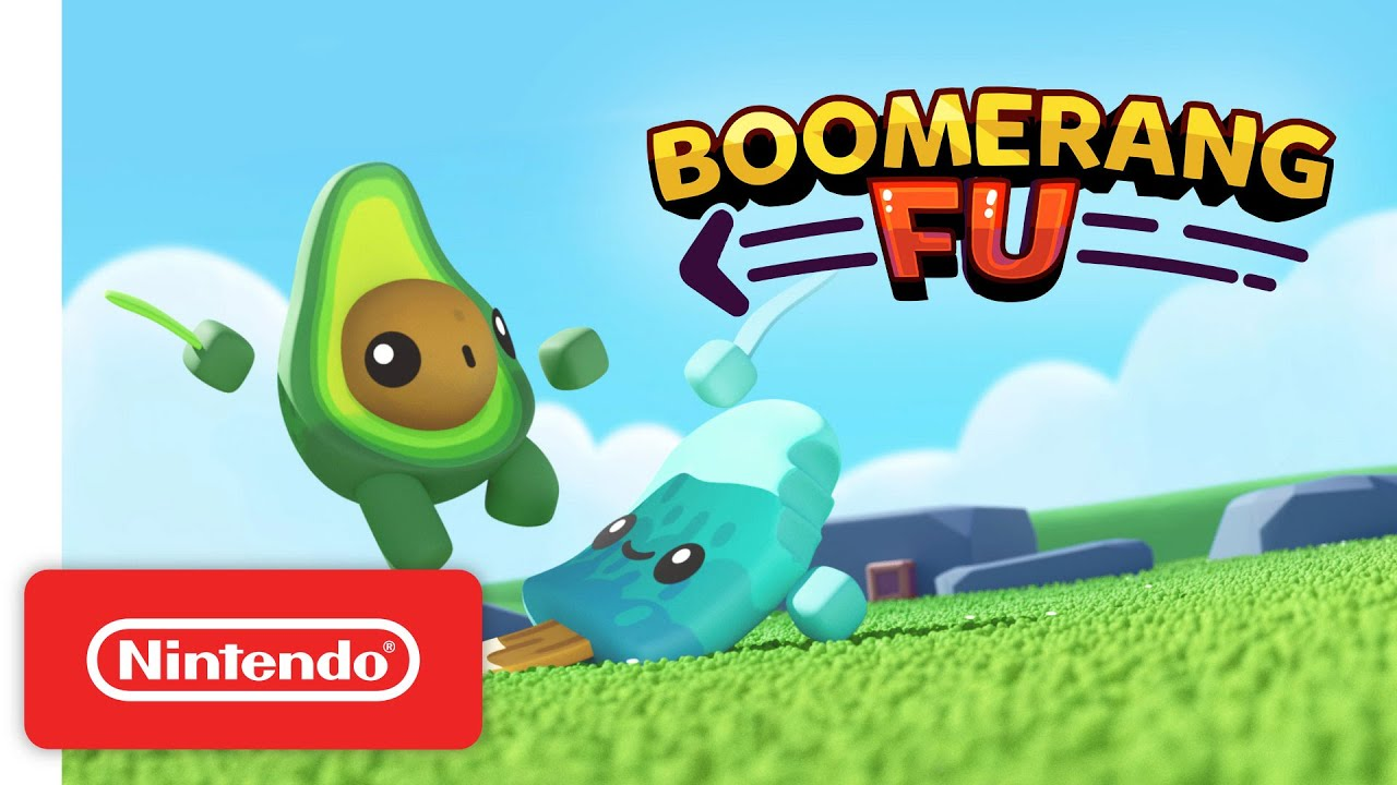Boomerang Fu - Launch Trailer - Nintendo Switch - Nintendo