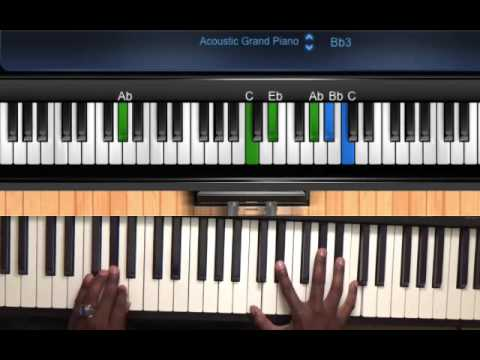 How To Play Trading My Sorrows On Piano Eb
