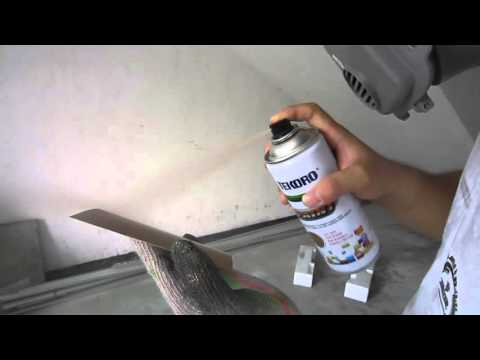 Tekoro All Purpose Spray Paint - #35 Gold Color