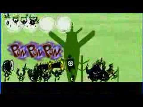 Patapon PSP - All Miracle dances