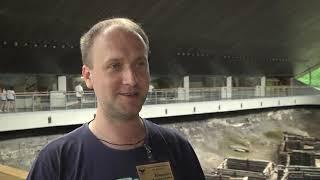 2021-08-19 г. Брест. День археолога. Новости на Буг-ТВ. #бугтв