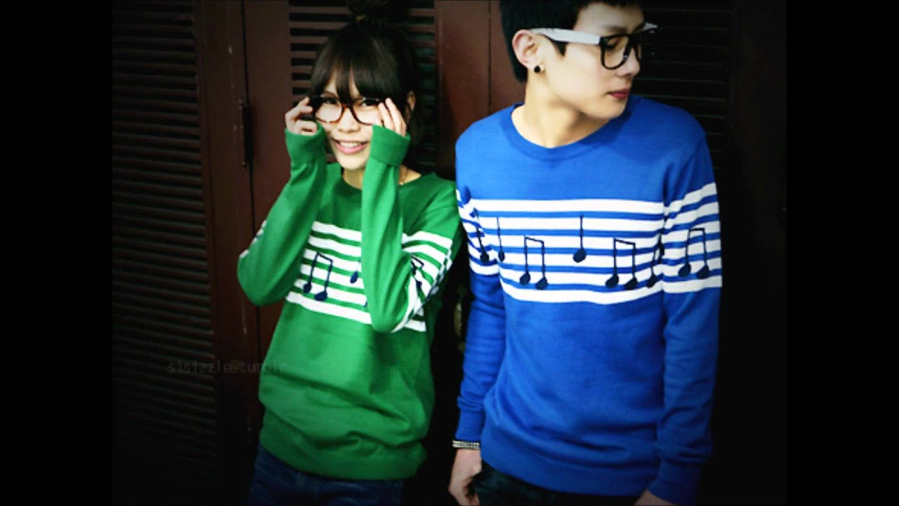 Ulzzang couples shirt