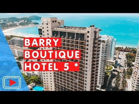 Отель Barry Boutique Hotel 5* в бухте Дадунхай. 🛎️ Остров Хайнань, Китай.