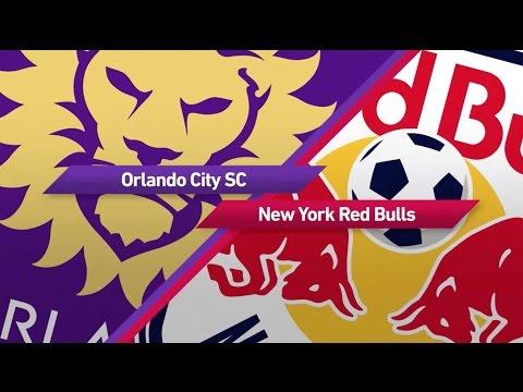 HIGHLIGHTS   Orlando City SC vs. New York Red Bulls   April 9, 2017