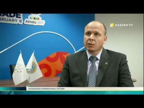 Kazakhstan international vectors №50 (06.02.2017) - Kazakh TV