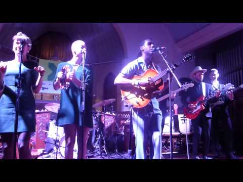 Leon Bridges - Mississippi Kisses (SXSW 2015) HD