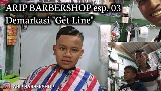 Tutorial Potong Rambut Long Fade - BARBERSHOP Jepara #aripbarber