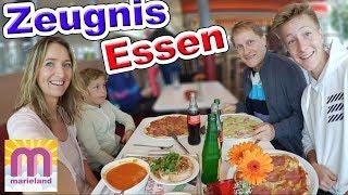 Zeugnis-Essen, Shoppen, Fantreffen und eine Demo | Vlog# 114 marieland