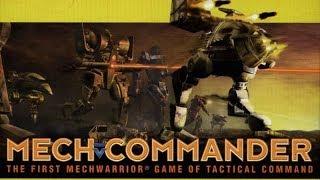 MechCommander Gold (PC) - Session 1